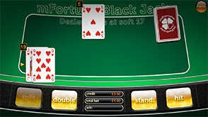 mFortune Blackjack Screenshot 2
