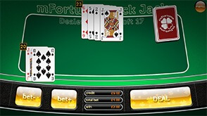 mFortune Blackjack Screenshot 3