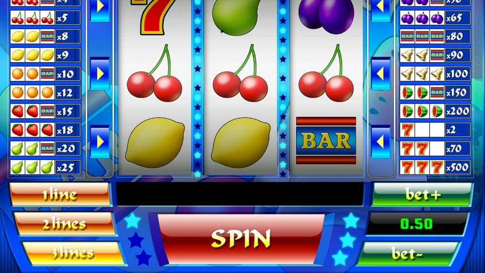 mFortune Fruit Machine Screenshot 3