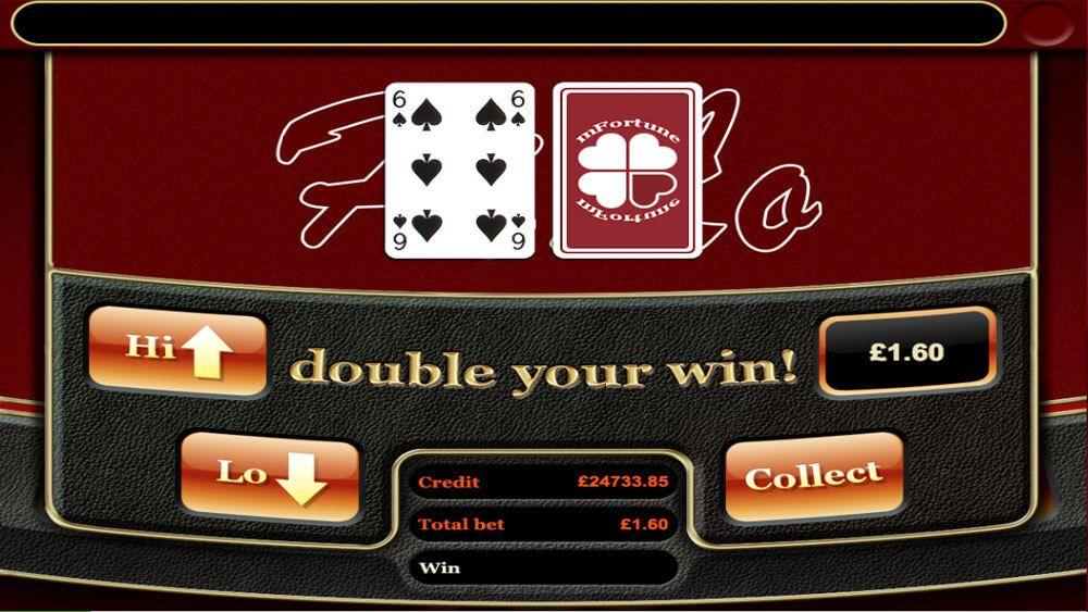 mFortune Hi-Lo Poker Screenshot 3