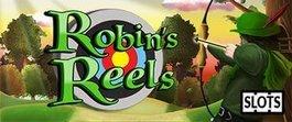 Robins Reels Online Slots £5 No Deposit Bonus