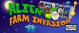 Alien Farm Invasion Online Slots £5 No Deposit Bonus