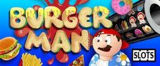 Burger Man Online Slots £5 No Deposit Bonus