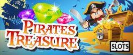 Pirates Treasure Online Slots £5 No Deposit Bonus