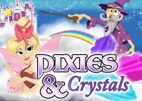Pixies And Crystals 50 free spins