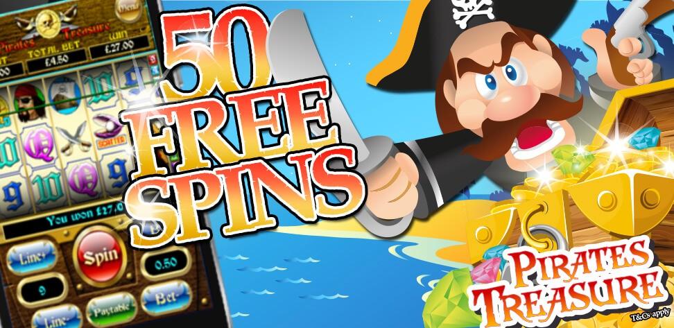 Spiele PirateS Treasure - Video Slots Online