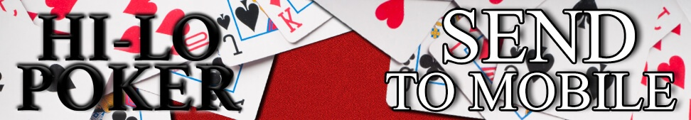 Send Poker to your mobile
