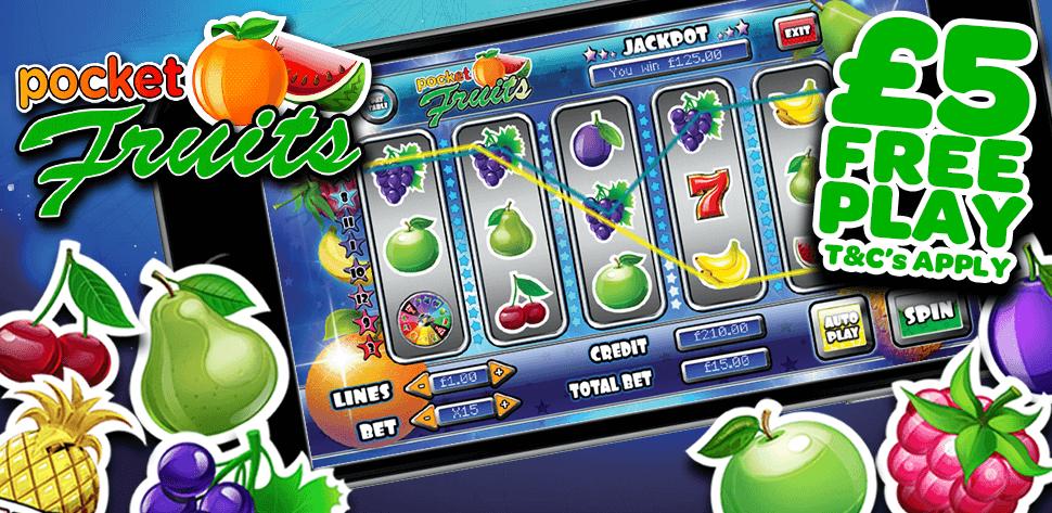 uk and casinos blackjack and fruit slots