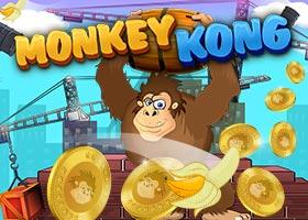 Monkey Kong 50 free spins