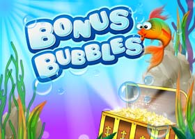 Bonus Bubbles 50 free spins