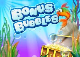 Bonus Bubbles 50 free spins