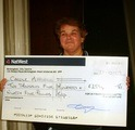 Carole M won £ 2,594