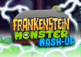 Frankenstein Monster Mash-Up 50 free spins
