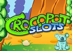 Crocopot Slots 50 free spins