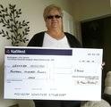 Leanora H won £ 1,400