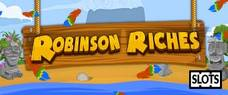Robinson Riches Online Slots £5 No Deposit Bonus