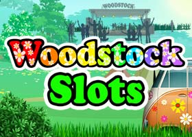 Woodstock Slots 50 free spins