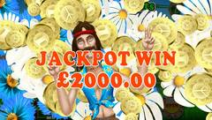 Play for a right on progressive Jackpot