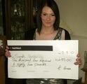 Sarah G won £ 1,485
