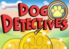 Dog Detectives 50 free spins