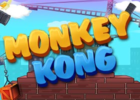 Monkey Kong 50 free spins