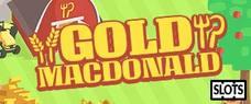 Gold Macdonald Online Slots £5 No Deposit Bonus