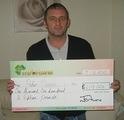 Peter D won £ 1,115