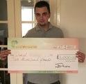 Daniel G won £ 2,000