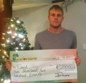 David S won £ 9,200