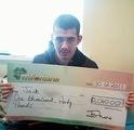 Jack T won £ 1,040