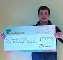 James W won £ 5,000