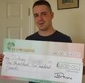 Johnny A won £ 1,600