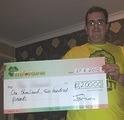 Daniel H won £ 1,200