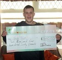 Gary P won £ 2,460