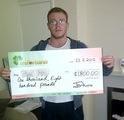 Gavin D won £ 1,800