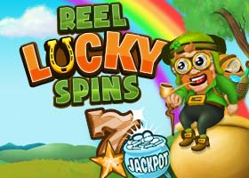 Reel Lucky Spins 50 free spins
