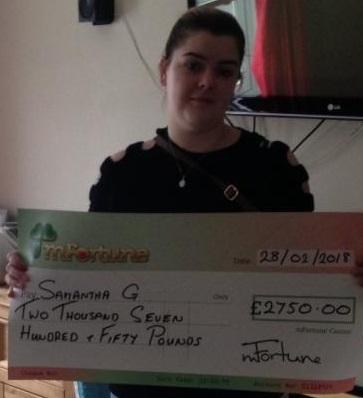 mFortune Winner