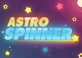 Astro Spinner 50 free spins