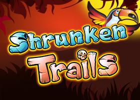 Shrunken Trails 50 free spins