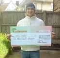 Mark F won £ 2,000