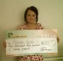 Michaela B won £ 4,316