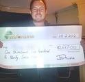 Murray G won £ 1,637