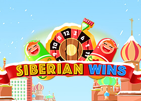 Siberian Wins 50 free spins
