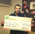 Stefan G won £ 2,400