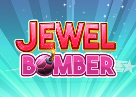 Jewel Bomber 50 free spins