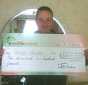 Michael T won £ 1,600