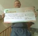 Kevin H won £ 4,573