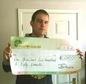 Tom F won £ 1,250