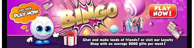mFortune Bingo. Play chat and make loads of friends!
